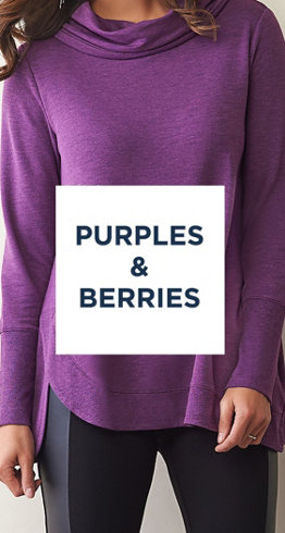 Purples & Berries