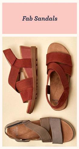 Fab Sandals