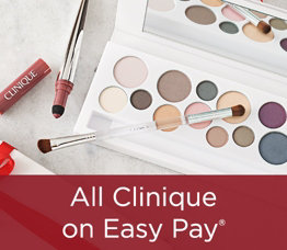 All Clinique on Easy Pay®