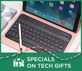Specials on Tech Gifts