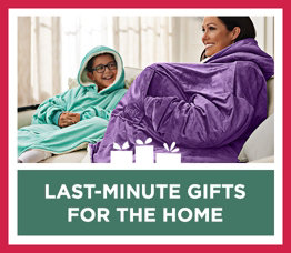 Last-Minute Gifts for the Home