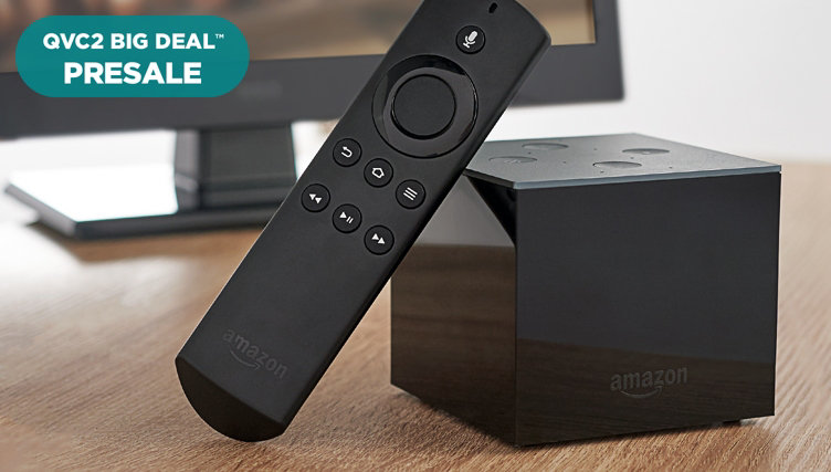 QVC2 Big Deal™ Presale — Amazon Fire TV Cube