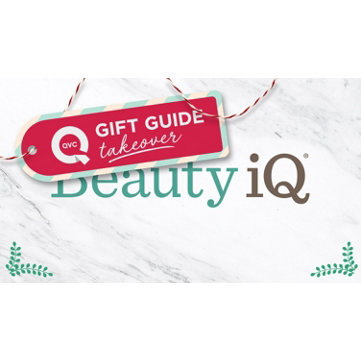 Beauty iQ® — QVC Gift Guide Takeover