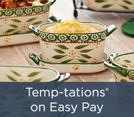 Temp-tations® on Easy Pay