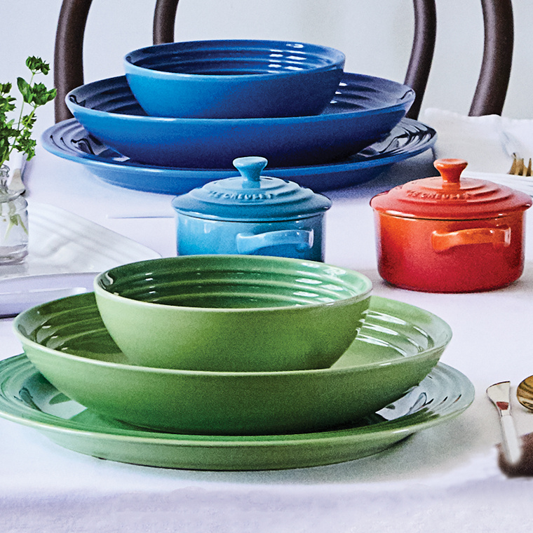 All Le Creuset: Easy Pay