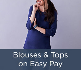 Blouses & Tops on Easy Pay