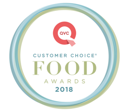 QVC® Customer Choice® Food Awards 2018