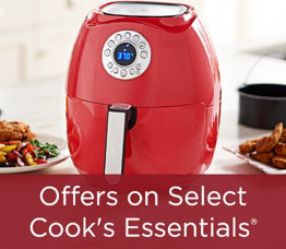 Offers on Select Cook's Essentials®