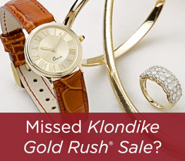 Missed Klondike Gold Rush® Sale?