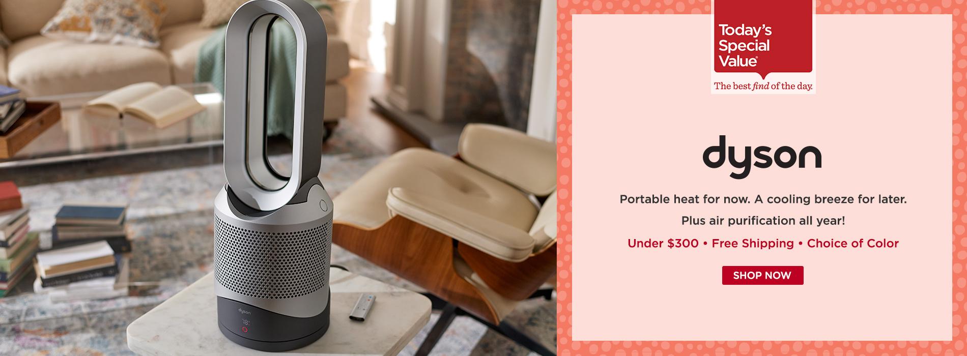 Qvc Dyson Hp01 Pure Hot Amp Cool 3 In 1 Air Purifier