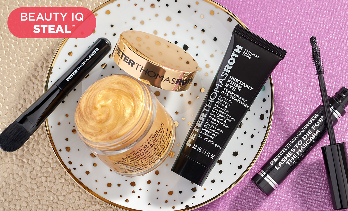 Beauty iQ Steal™ — Peter Thomas Roth Finds