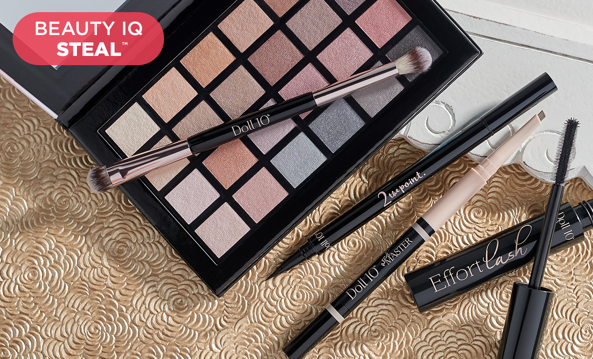 Beauty iQ Steal™ — Doll 10 Steal & More