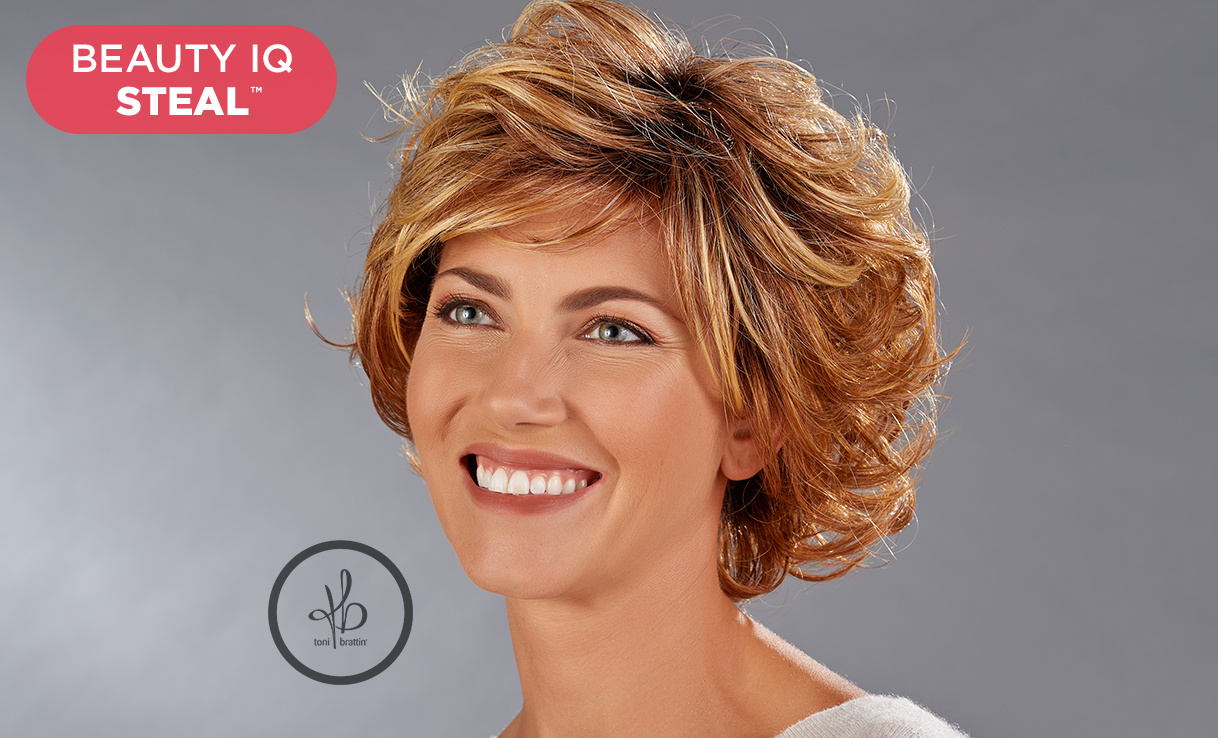 Beauty iQ Steal™ — Toni Brattin Hairpieces