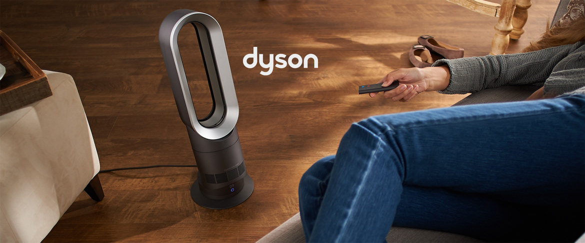 Qvc Dyson Am09 Hot Amp Cool Bladeless Fan Amp Heater With