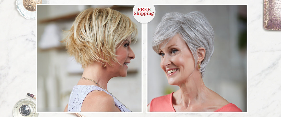 Today's Special Value® — Toni Brattin Choice of Two Wigs — FREE Shipping