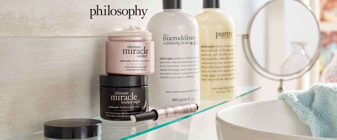 Today's Special Value® — philosophy ultimate miracle worker 5-piece am/pm kit