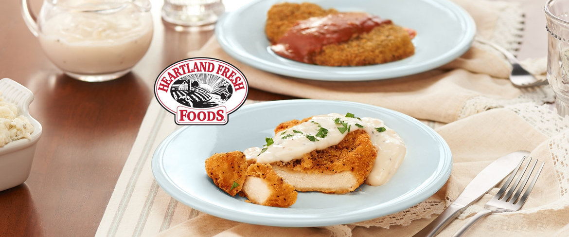 Today's Special Value® — Heartland Fresh 9 or 18-pc Chicken Fried Chicken
