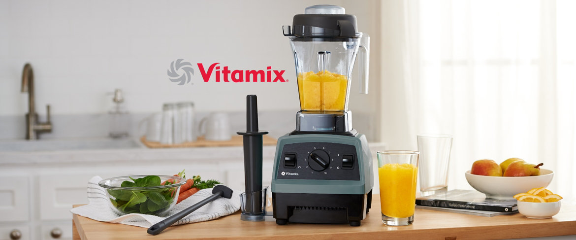 Today's Special Value® — Vitamix Explorian 48-oz Variable Speed Blender w/ Accessories