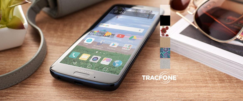 QVC) Tracfone Motorola G6 5 7