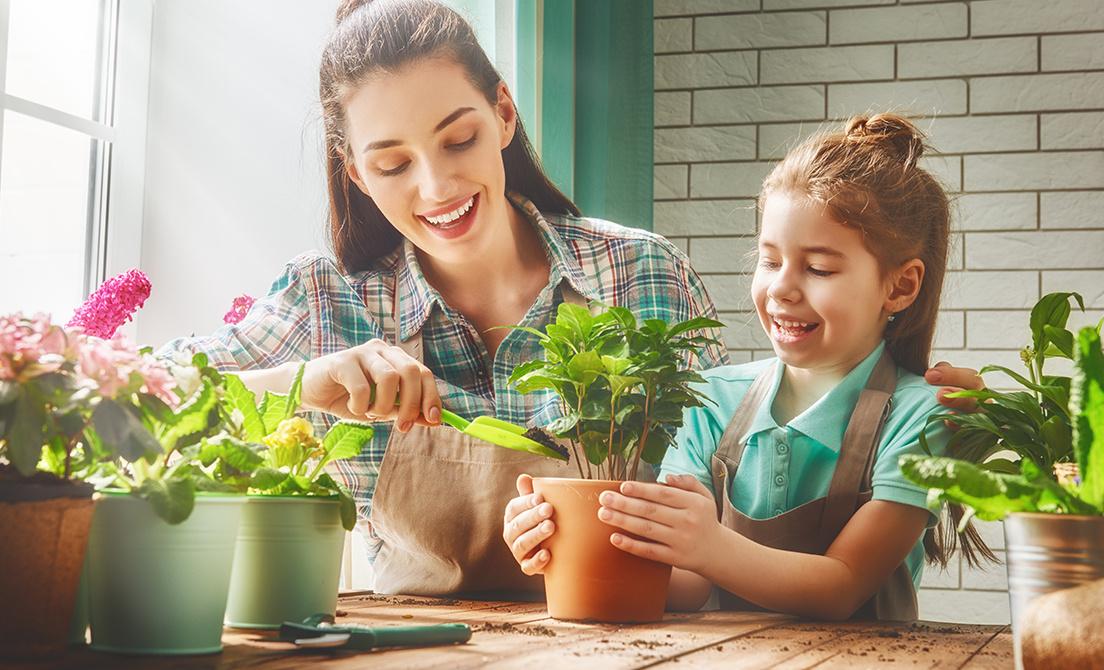 Let Your Garden Go to Pot