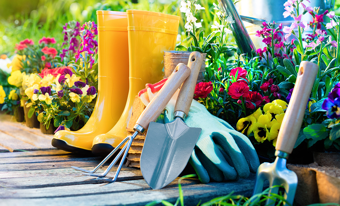 Cool Tools — Get the dirt on gardening accessories.