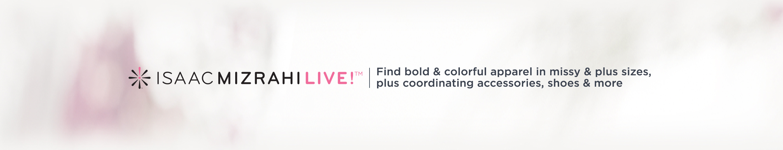 Isaac Mizrahi Live - Find bold & colorful apparel in missy & plus sizes, plus coordinating accessories, shoes & more