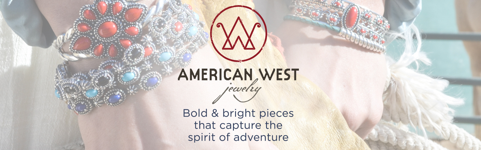 American West. Bold & bright pieces that capture the spirit of adventure