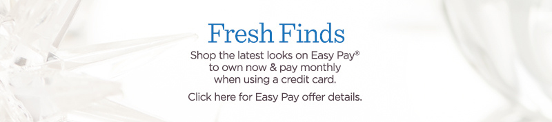 Popular Picks  Shop best-selling gemstone designs on Easy Pay® to own now & pay monthly when using a credit card  Click here for Easy Pay offer details.