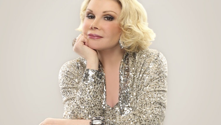 Joan Rivers Private Collection