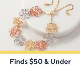 Finds $50 & Under