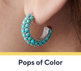Pops of Color