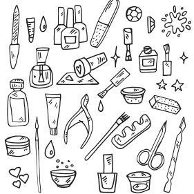 Nagellack- & Nagelpflege-Sets