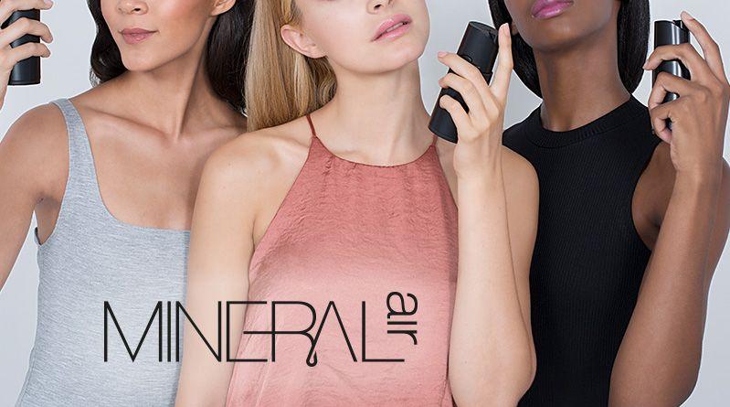 MINERAL AIR Sprüh-Make-up
