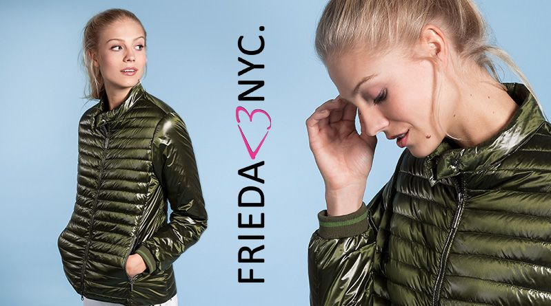 FRIEDA LOVES NYC Mode