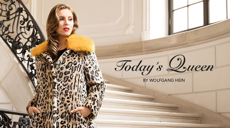 TODAYS QUEEN by Wolfgang Hein