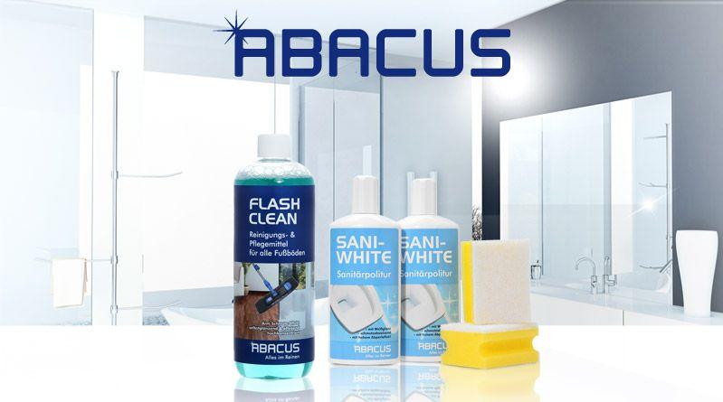 ABACUS Reinigung & Pflege