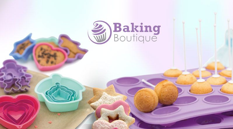 BAKING BOUTIQUE Backhelfer
