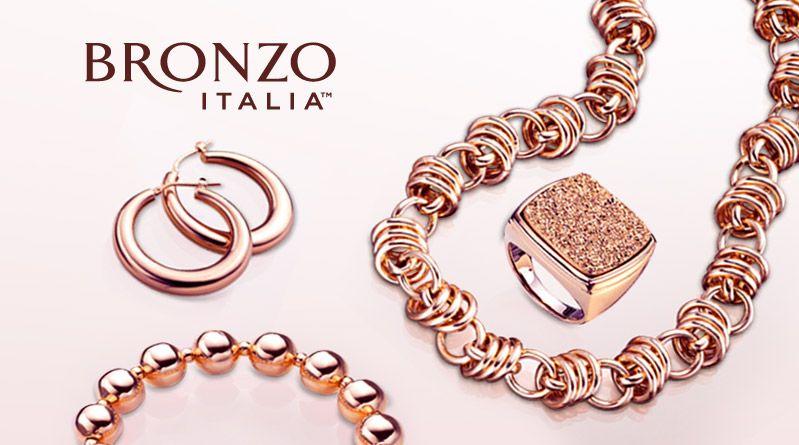 BRONZO ITALIA Bronzeschmuck