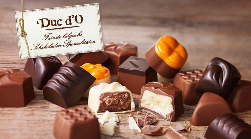 DUC D'O Schokoladenspezialitäten