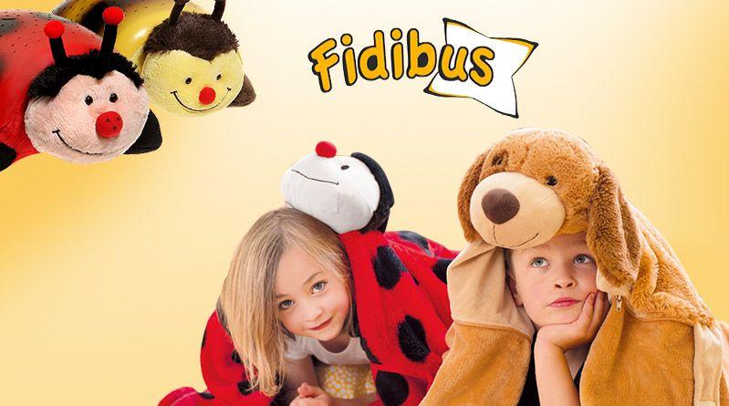FIDIBUS Kinderartikel