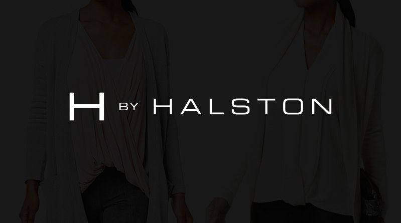 H BY HALSTON Mode