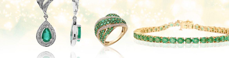 Smaragdschmuck