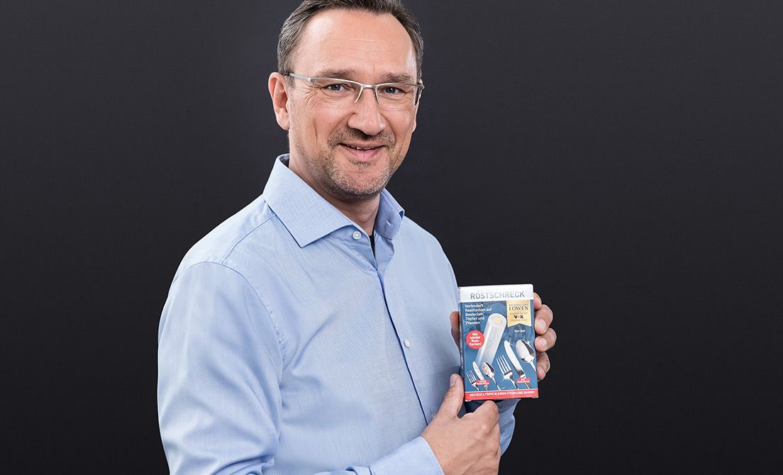 Der Gründer