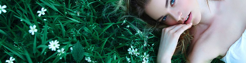 Frühlings-/Sommer-Look