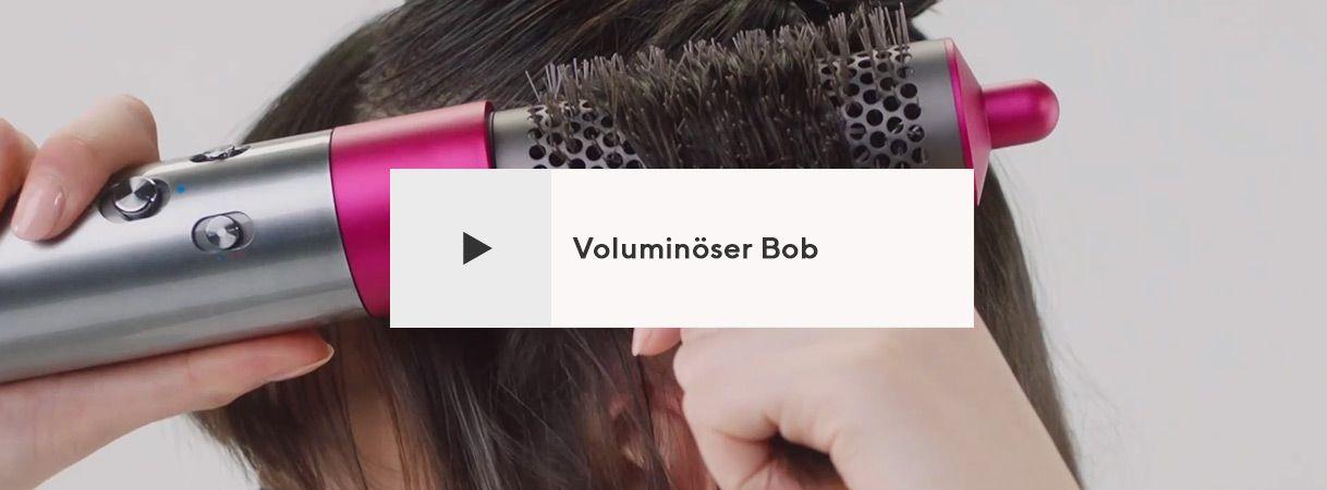 Voluminöser Bob