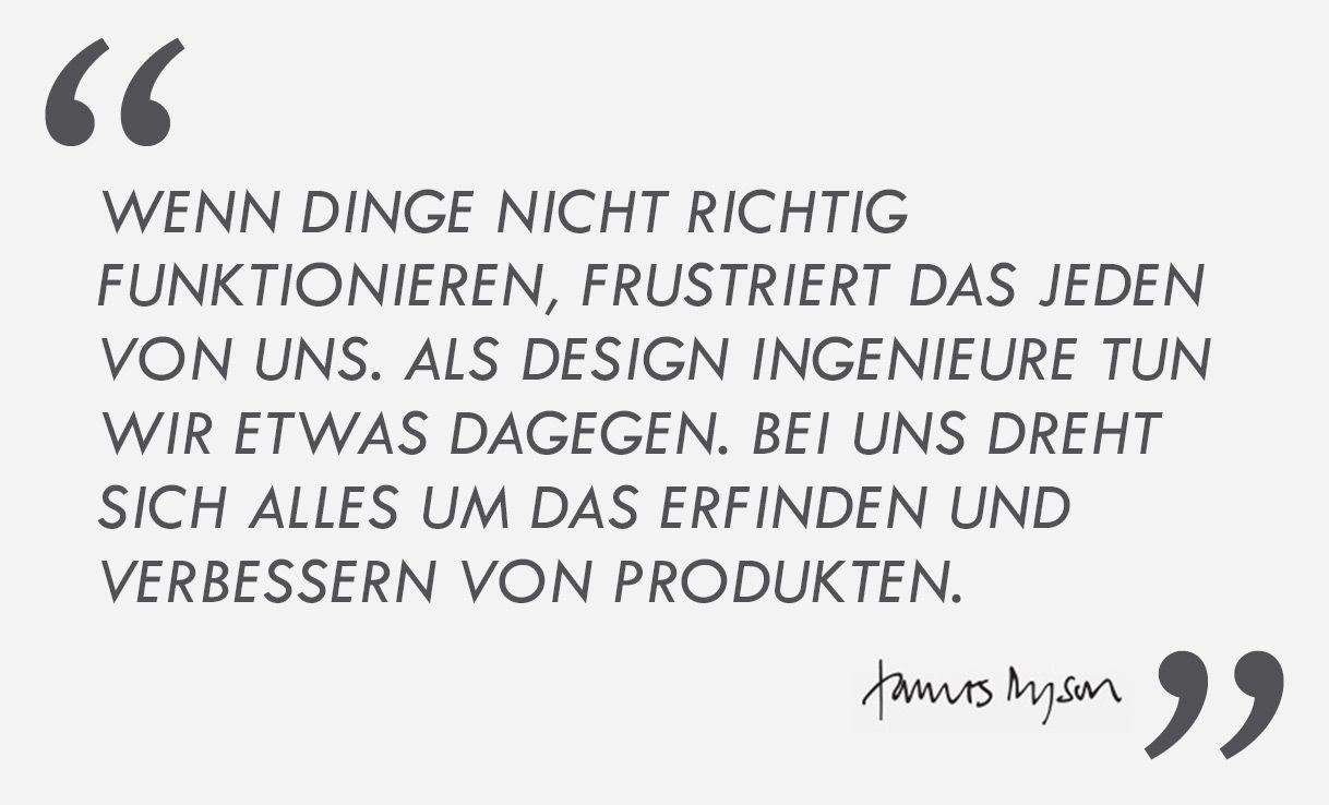 James Dyson, Zitat