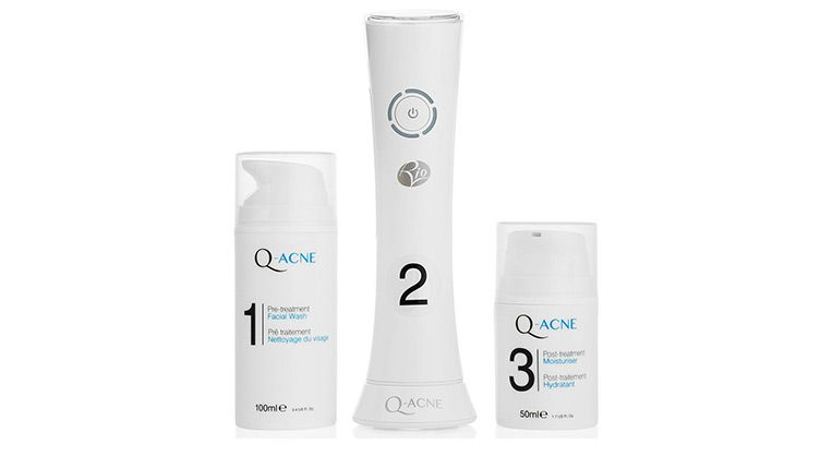 266385 RIO BEAUTY Q-Acne Clearing System