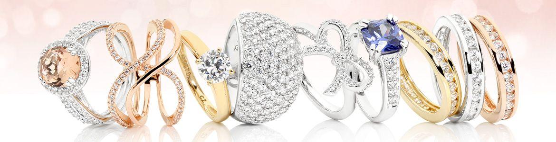 DIAMONIQUE® Ringe