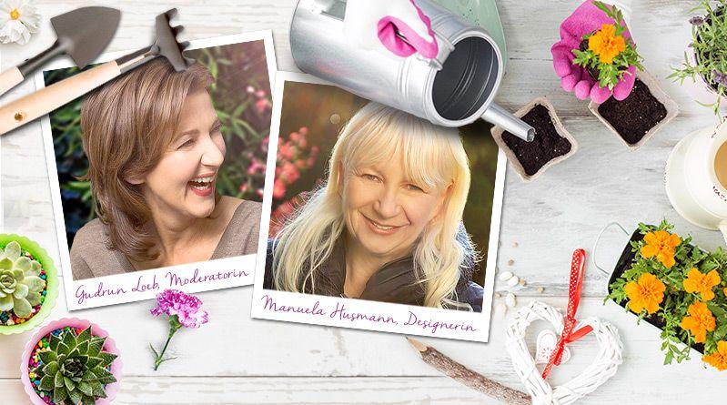 Die Gartenexperten - Gudrun Loeb und Manuela Husmann