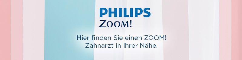 PHILIPS ZOOM Zahnarzt-Finder